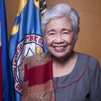 Leonor Magtolis Briones at EduTECH Philippines 2019