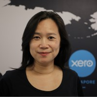 Esther Li at Accounting & Finance Show Asia 2018