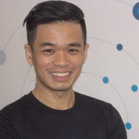 Derek Tang at Accounting & Finance Show Asia 2018