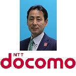 Takehiro Nakamura, VP and General Manager of 5G Labs, N.T.T. Docomo