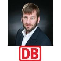 Moritz Von Bonin at World Rail Festival 2018