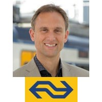 Martijn Scheele at World Rail Festival 2018