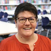Sascha Ogilvy, Head Teacher Eal/D, Fairfield High School