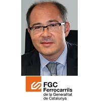 Albert Tortajada | Infrastructure Director | Ferrocarrils De La Generalitat De Catalunya » speaking at Rail Live