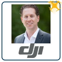 Martin Brandenburg | Emea Managing Director | DJI GmbH » speaking at UAV Show