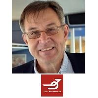 Hugo Oljemark | Chief Executive Officer | Tag I Bergslagen » speaking at Rail Live