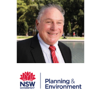 Mr. Gary White | Chief Planner | Department of Planning and Environment (NSW) » speaking at Roads & Traffic Expo