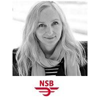 Margrethe Sagevik | Environmental Manager | NSB » speaking at Rail Live