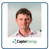 Gareth Williams at Solar & Storage Live 2019