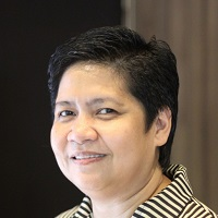 Marivic Tuason at Asia Pacific Rail 2019