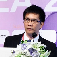 Kitipat Supakleelakul at Asia Pacific Rail 2019