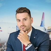 Zoran Radosavljevic | Commercial Project Manager | Air Serbia » speaking at Aviation Festival Asia