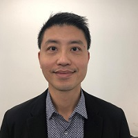 Chris Yeung at Asia Pacific Rail 2019
