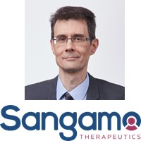 Edward Rebar, Senior Vice President And Chief Technology Officer, Sangamo Therapeutics