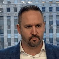 Aaron Winkler at The Trading Show New York 2019