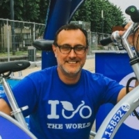 Julian Scriven, Managing Director Brompton Bike Hire, Brompton