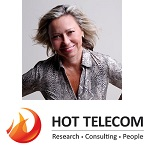 Isabelle Paradis | President | Hot Telecom » speaking at SubNets Europe