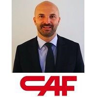 Javier De La Cruz | Head of Digital Transformation | CAF Rail Services » speaking at Rail Live
