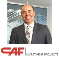 Juan Fores Lojo | Commercial Director | CAF Investment Projects » speaking at Rail Live