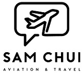 SamChui.com at Aviation Festival Asia 2019