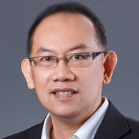 Nitipong Boon-Long at Telecoms World Asia 2019