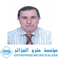 Aomar Hadbi | Chief Executive Officer | EMA Entreprise du Métro d'Alger » speaking at Rail Live