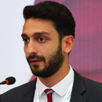 Omar Sadder at The Solar Show MENA 2019