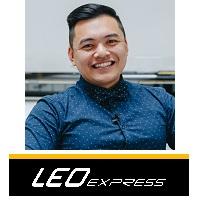 Phuc Nguyen | Deputy CTO | Leo Express » speaking at Rail Live