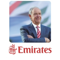 Sir Tim Clark | President | Emirates » speaking at Aviation Festival