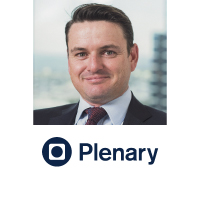 Damien Augustinus, Managing Director, Plenary Group - Melbourne