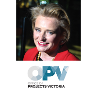 Collette Burke, Victorian Chief Engineer, Office of Projects