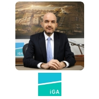 Kadri Samsunlu | Chief Executive Officer | Istanbul Airport » speaking at Aviation Festival