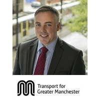 Daniel Vaughan, Head of Metrolink, Transport for Greater Manchester TfGM