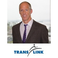 Geoff Cross, Vice President,Planning and Policy, TransLink Vancouver