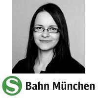 Nicole Eckiert | Project Manager S-Bahn Munich | Deutsche Bahn - S-Bahn Munich » speaking at Rail Live