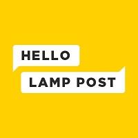 Hello Lamp Post at MOVE 2019