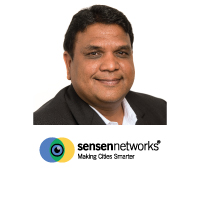 Subhash Challa | Executive Chairman & CEO | SenSen Networks Limited » speaking at Roads & Traffic Expo