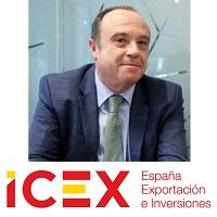 Javier Serra Guevara | Director General of Internationalization | ICEX » speaking at Rail Live