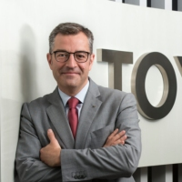 Agustín Martin, CEO, Toyota Connected Europe
