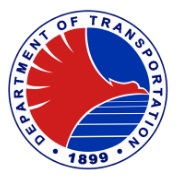 Department Of Transportation And Communications at The Roads & Traffic Expo Philippines 2019