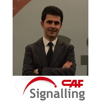 Jon Alzate, Director – On-board Systems Business Unit, CAF Signalling