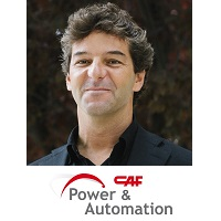 Iván Larzabal | R&D Project Manager | CAF Power & Automation » speaking at Rail Live