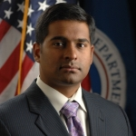 Arun Vemury, Program Manager, Science and Technology Directorate, U.S. Department of Homeland Security