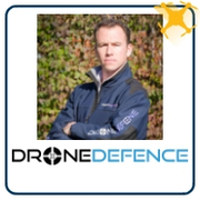 Richard Gill | Founder And Chief Executive Officer | Drone Defence » speaking at UAV Show