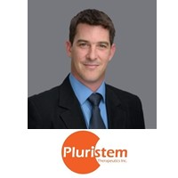 Lior Raviv, Vice President Of Development, Pluristem