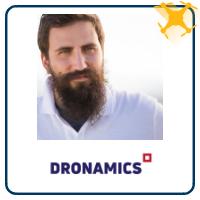 Svilen Rangelov | Chief Executive Officer | Dronamics » speaking at UAV Show