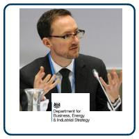 Matthew Billson | Head, Strategy - Energy Innovation | BEIS » speaking at Solar & Storage Live