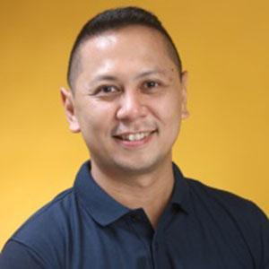 Andrew Fulo speaking at EDUtech Philippines
