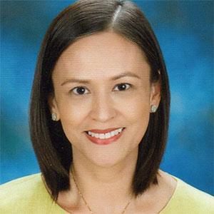 Cheyenne Jennifer dela Fuente speaking at EDUtech Philippines
