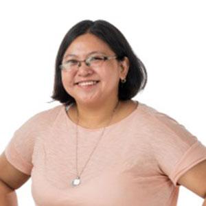 Emie Baylon speaking at EDUtech Philippines